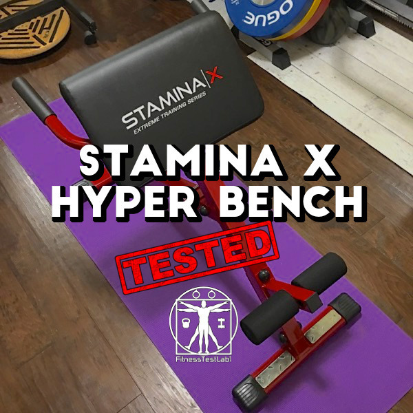 Stamina X Hyper Bench Review - Featured Pic