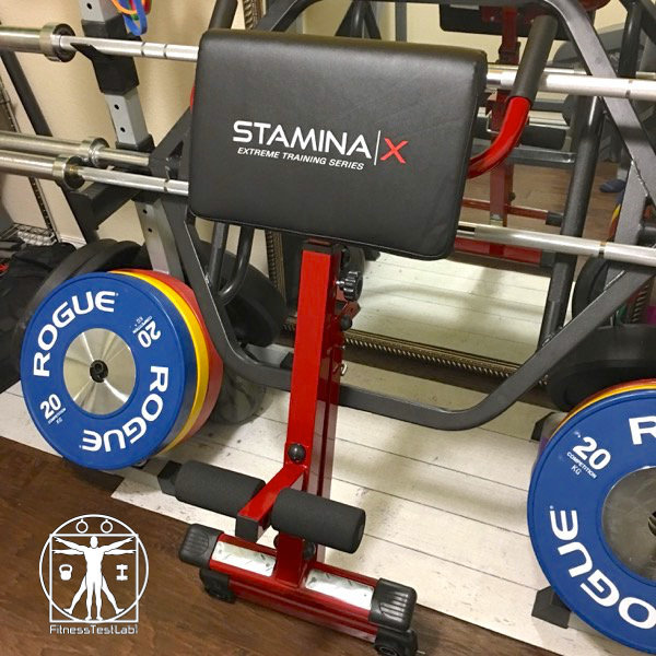 Stamina X Hyper Bench Review - Folded