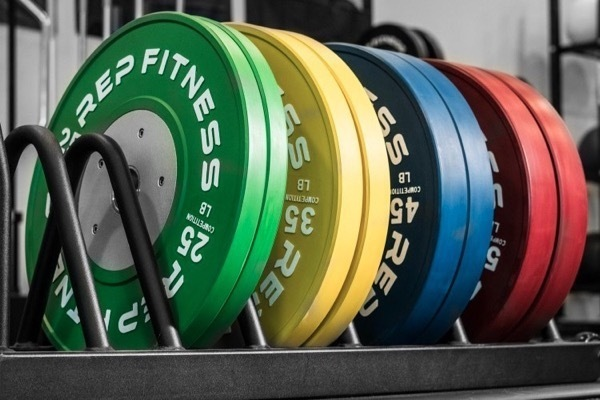 Rep Fitness Competition Bumper Plates Review - Buy Now