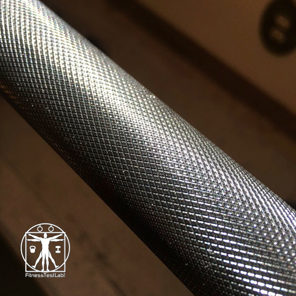 Rogue Boneyard Bar Reviews - Rogue Junior Bar Review - Knurling