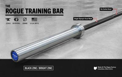 Rogue Boneyard Bar Reviews - Training Bar Buy Now