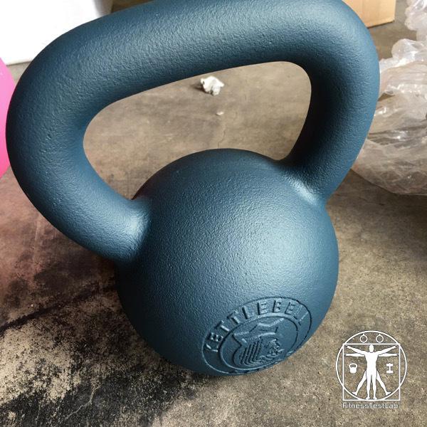 Kettlebell Kings Review - Cerakote Cast Iron - 16kg