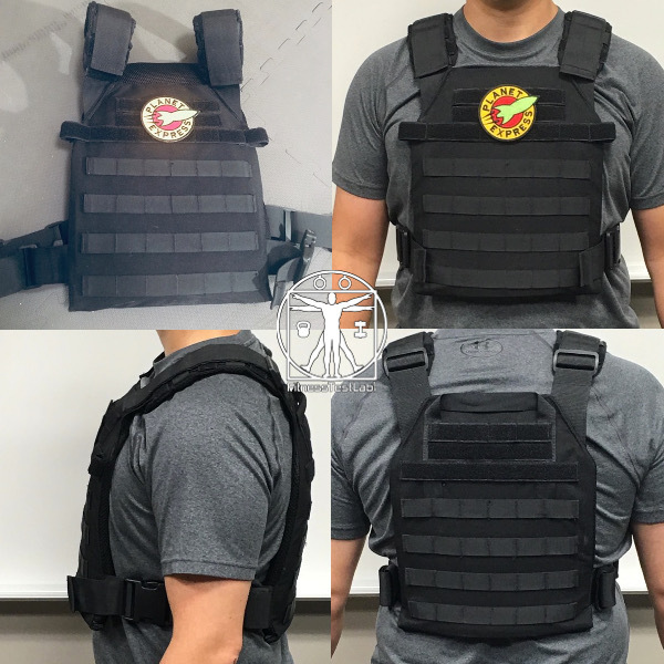 Best Weight Vests for Crossfit - Condor Sentry Plate Carrier Review - Fit