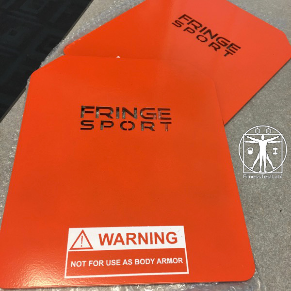 Best Weight Vests for Home Fitness - Fringesport Weight Plates for Tactical Vest Review
