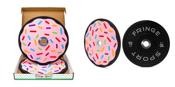Bumper Plate Buyers Guide - Fringe Sport Donut Bumpers