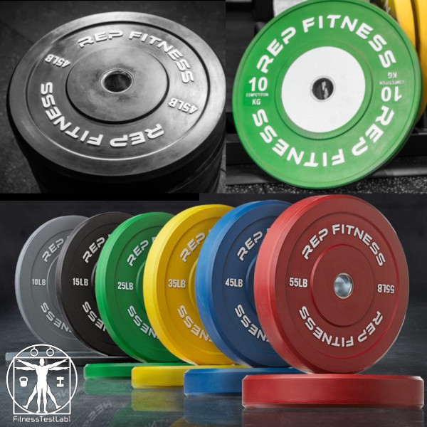 Bumper Plate Buyers Guide - Rep Fitness Bumper Plates