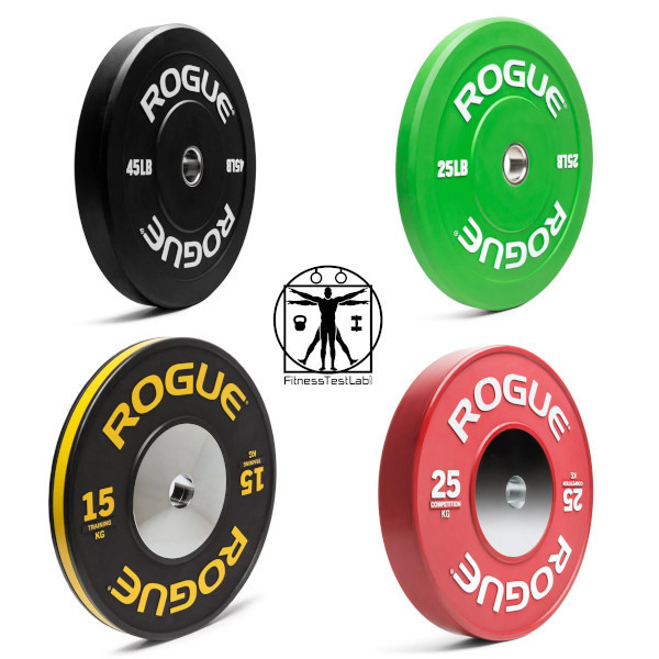 Bumper Plate Buyers Guide - Rogue Fitness Bumper Plates