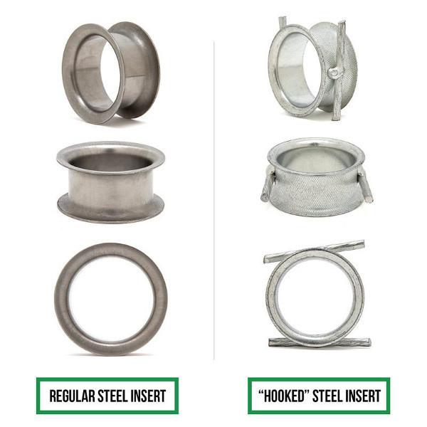 Olympic Bumper Plate Buyer's Guide - Fringe Sport Steel Insert