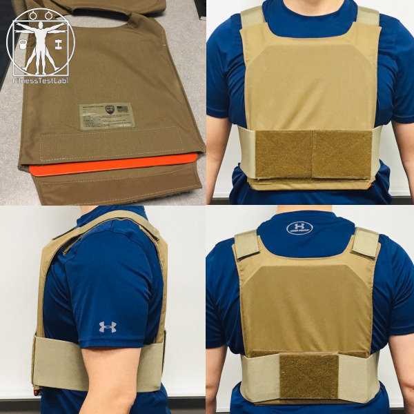 Best Weight Vests for Home Fitness - Fringesport Weight Plates for Tactical Vest - Fit