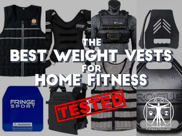 Best Weight Vests for Home Fitness - Title Picture