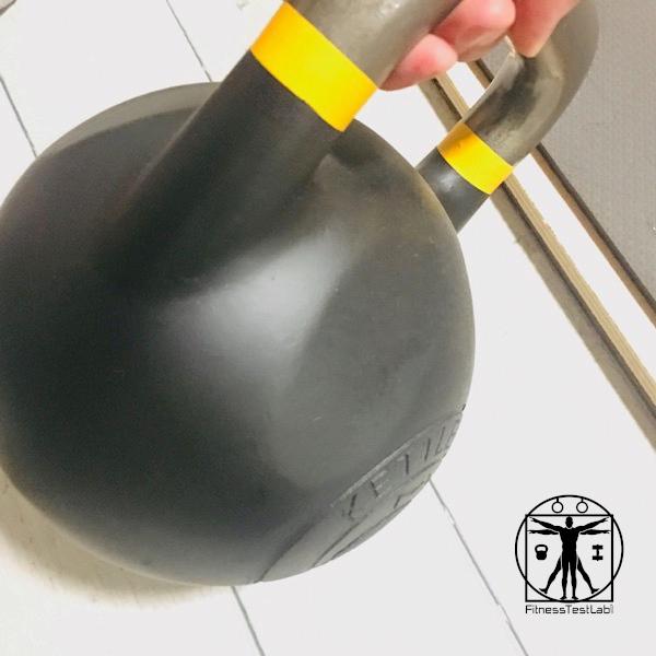 Kettlebell Kings Fitness Edition Kettlebell Review - Side Flats