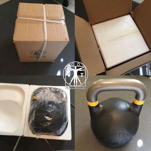 Kettlebell Kings Fitness Edition Kettlebell Review - Unboxing