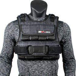 MIR Airflow Adjustable Weighted Vest