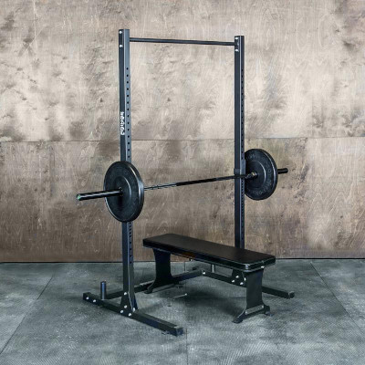 Fringe Sport Garage Series Squat Rack 400x400