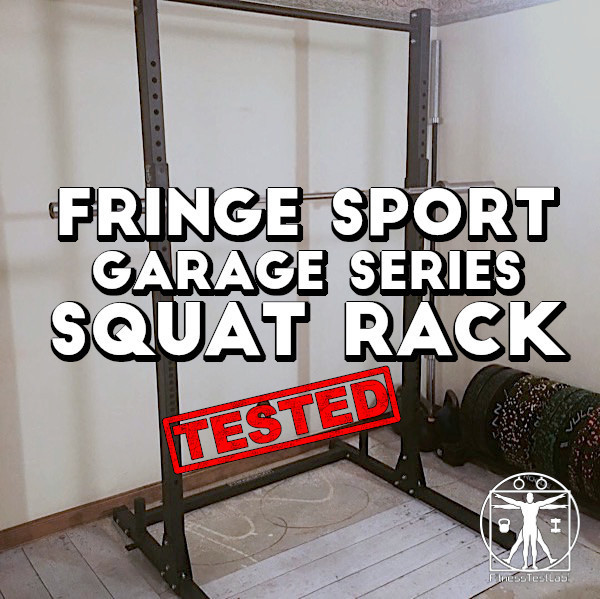 Fringe Sport Garage Series Squat Rack Review - Featured Pic