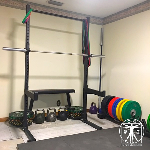 Fringe Sport Garage Series Squat Rack Review - Looking Good