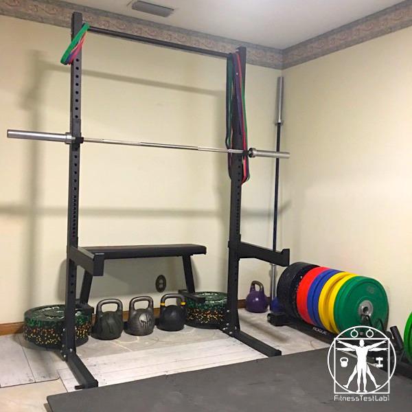 Fringe Sport Garage Series Squat Rack Review - Looking Good