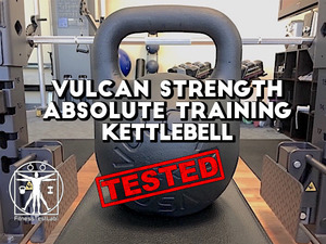 Vulcan Strength Absolute Training kettlebell reivew - Title Pic
