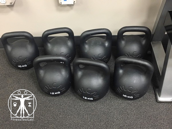 Vulcan Strength Absolute Training kettlebell reivew - White Lettering