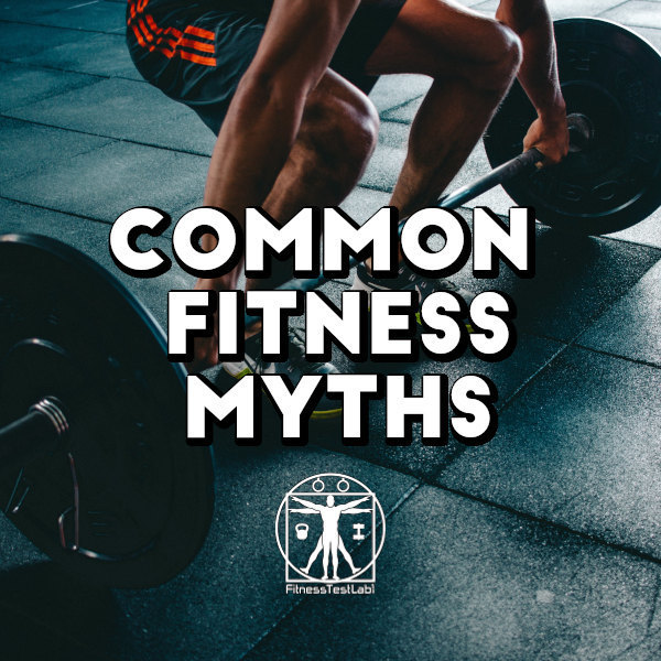 Common Fitness Myths - Title Pic