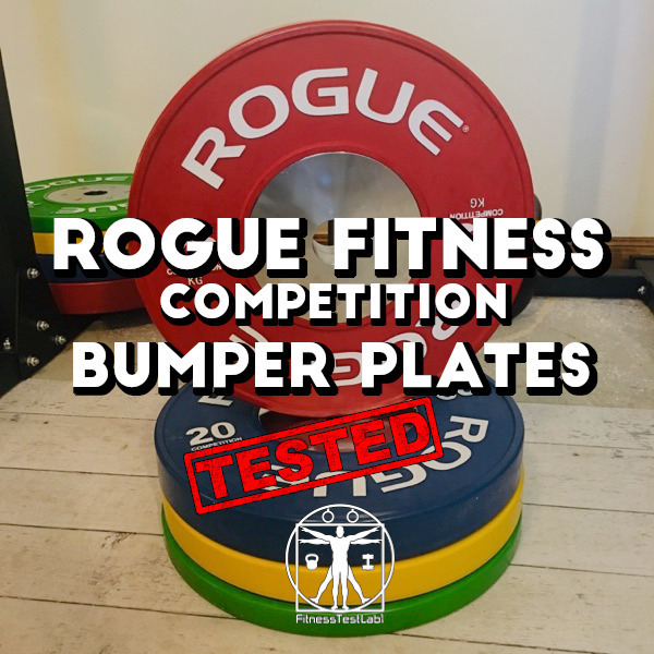 Rogue Fitness Competition Bumper Plates Review - Title Picture