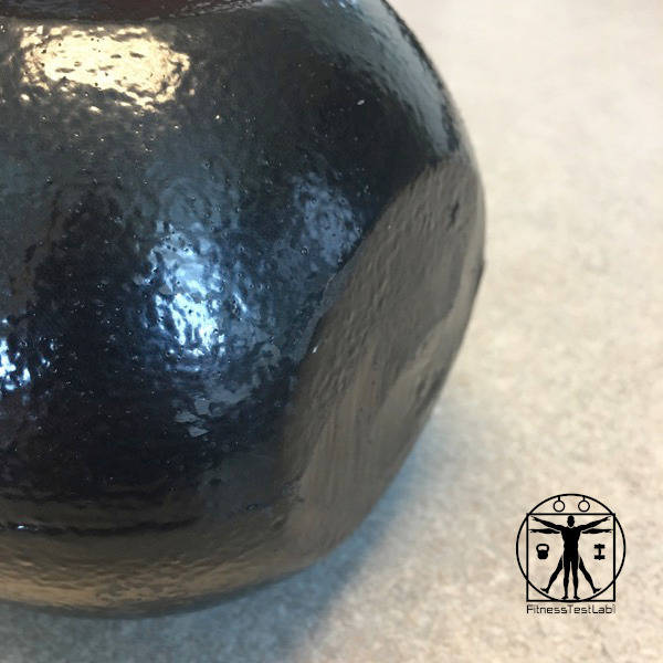 Best Kettlebells Review - AmazonBasics Kettlebell Review - Wobbly Bottom