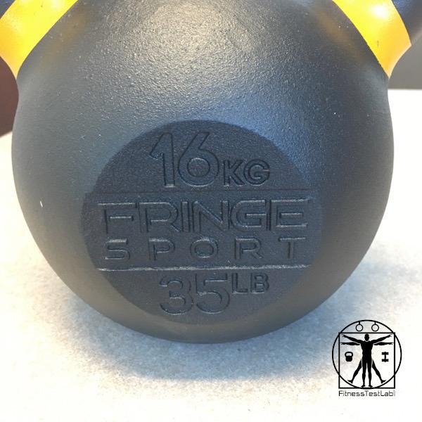 Best Kettlebells Review - FringeSport Prime Kettlebells Review - Fringe Sport Logo