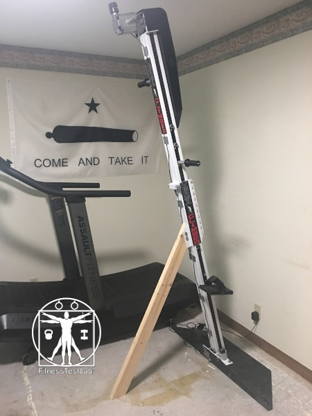 Versaclimber Review - DIY Support Stand