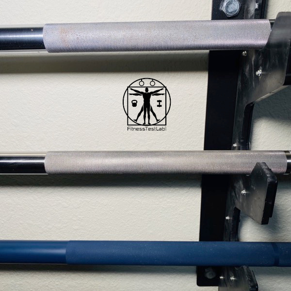 Olympic Barbell Buyers Guide - Barbell Finishes - Rusty Chrome