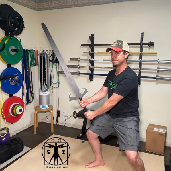 Fringe Sport Sword Mace Review - Omen 01.JPG