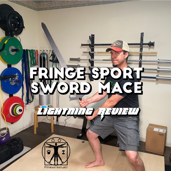 Fringe Sport Sword Mace Review - title pic