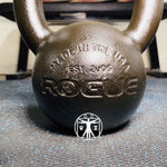 Best Kettlebells for Home Fitness - ROGUE KETTLEBELL E COAT Review - Thumbnail