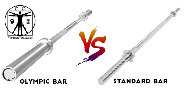 Barbell Buyers Guide - Olympic Barbell vs Standard Barbell