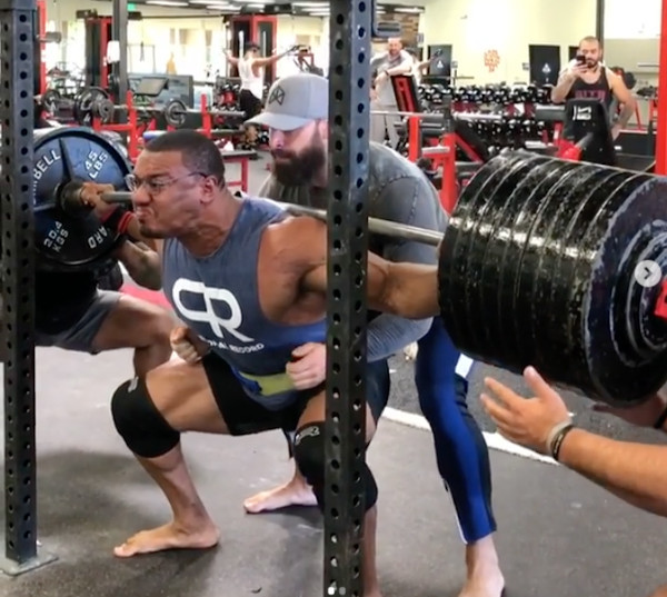 Barbell Buyers Guide - Powerlifting - Back Squat