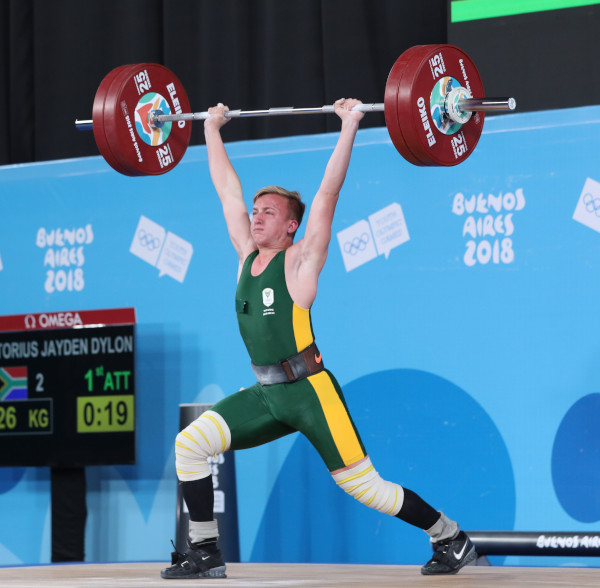 Olympic Barbell Buyer's Guide - Olympic Clean and Jerk