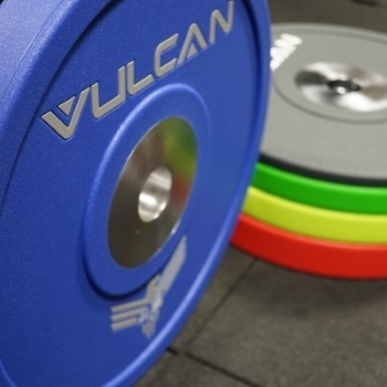 Vulcan Strength Urethane Bumper Plates Review - Buy Now