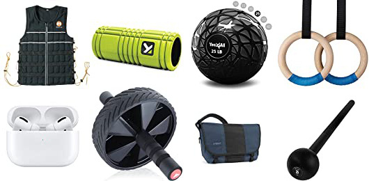 Useful Workout Gear from Amazon