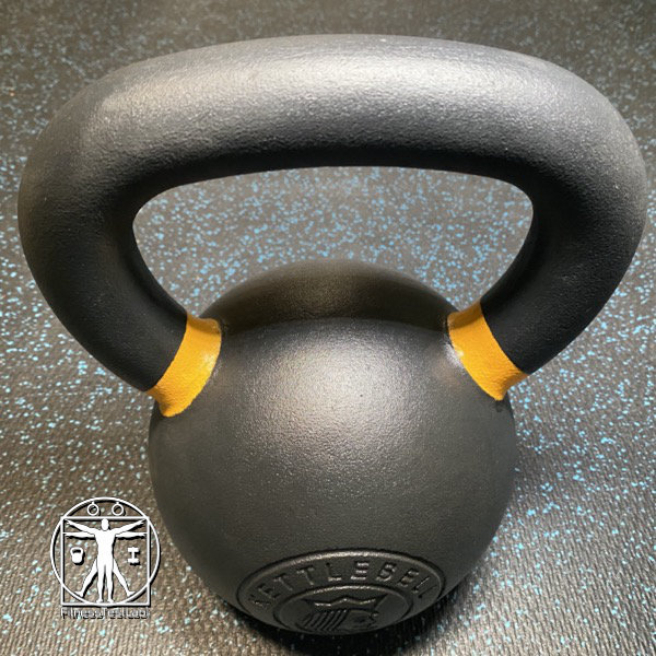 Best Kettlebells Review - 2020 Kettlebell Kings Powder Coat Review - Excellent Finish