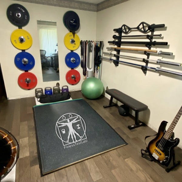 Home Gym Essentials - Basic Home Gym