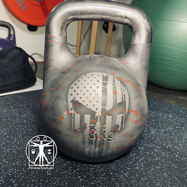Single Kettlebell Workouts - The Punisher