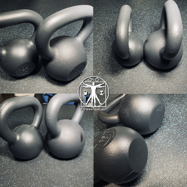 Best Kettlebells Review - USA Iron Powder Coat Kettlebell Review - Differnent Angles