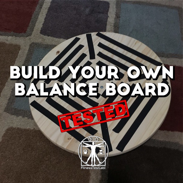 Build Your Own Balance Board