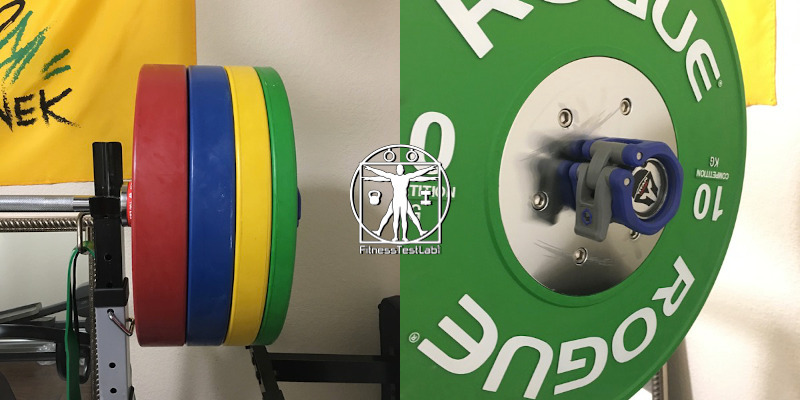 Best Short Barbells for Home Use - Titan 6ft Technique Olympic Bar Review - Loaded Sleeves