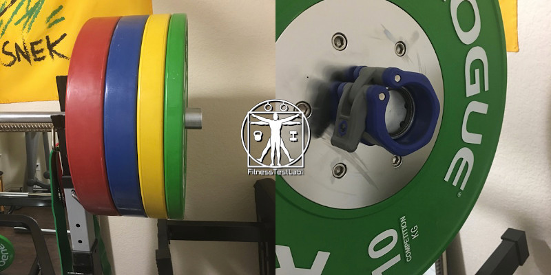 Best Short Barbells for Home Use - Troy Barbell 6 ft Olympic Chrome Bar Review - Loaded Sleeves